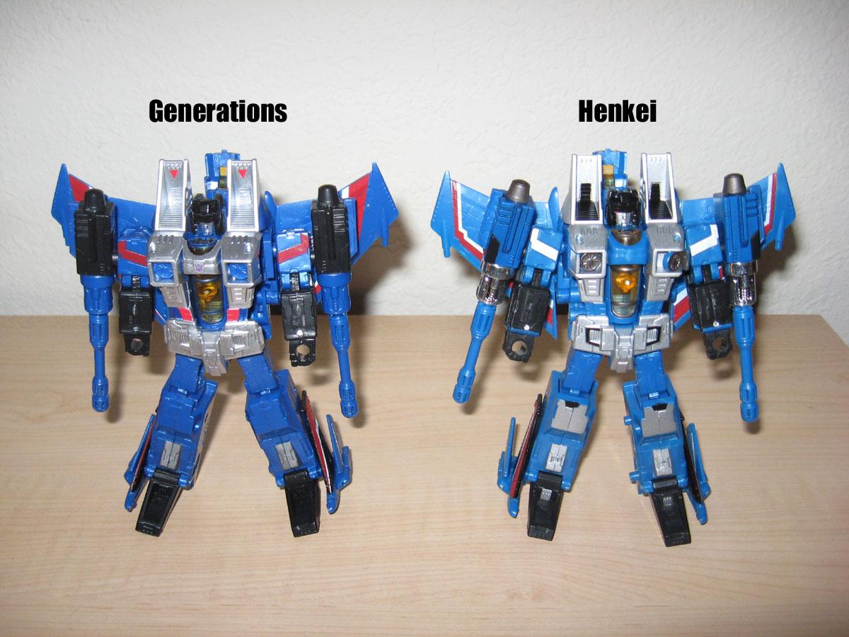 Transformers Armada Thundercracker left launcher C9