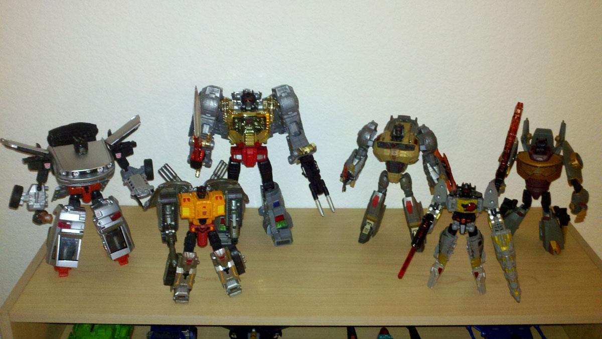 Grimlocks robot